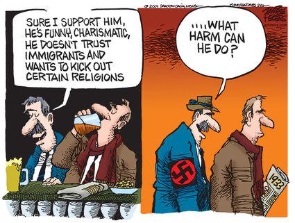 Political Cartoons - The Times